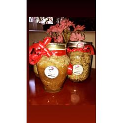 Facial and Body sugar scrubs