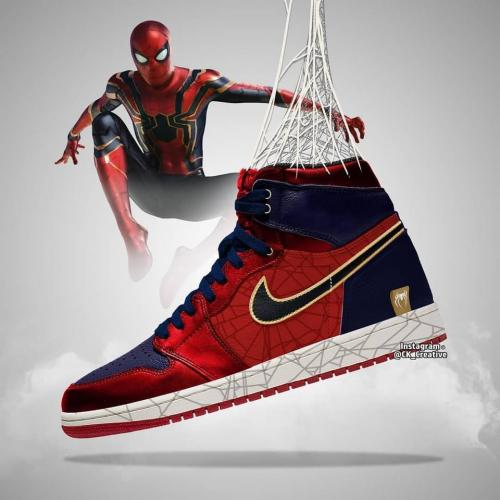 Spider Man - Avengers Sneakers